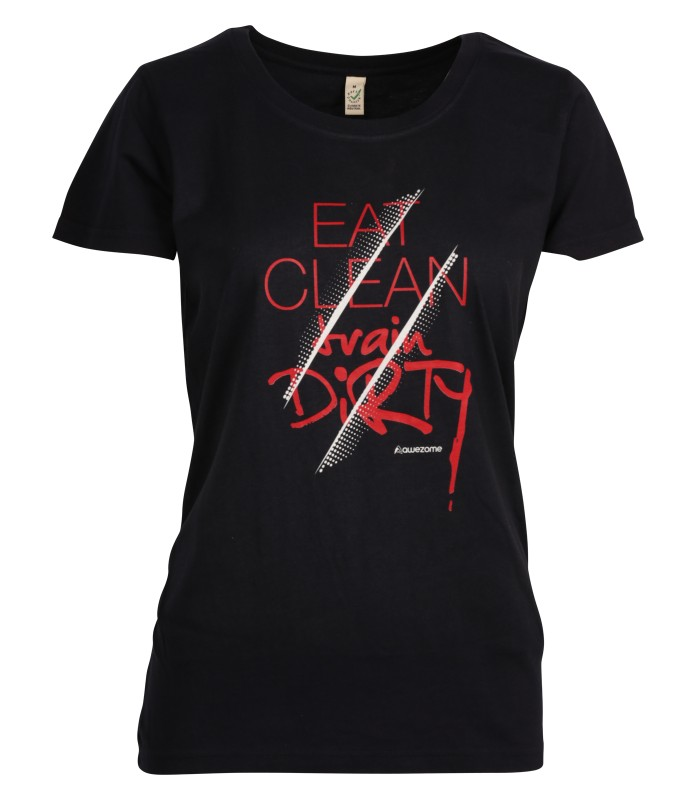 Shirt - Women - Eat Clean, Train Dirty